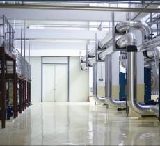 暖通行业使用换热器