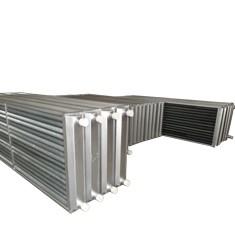烘房散热器 双金属铝轧空气散热器