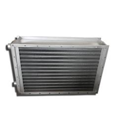 涂布机专用散热器 换热器 钢制绕片散热器