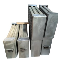 订做烘干行业专用空气换热器 空气散热器