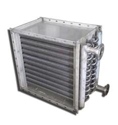 钢制绕片复合机空气散热器 空气增温器