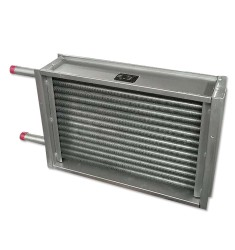 钢管铝翅片管散热器