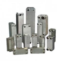 高效节能钎焊式热水换热器