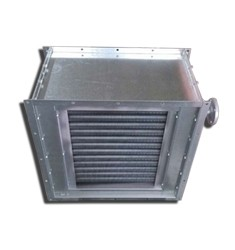 印刷机专用散热器 空气散热器