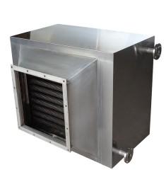 不锈钢烟气水换热器
