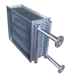 翅片管导热油空气换热器