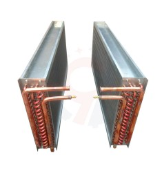 冰柜冷库翅片式冷凝器