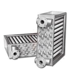翅管式空气热交换器