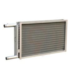 铜铝翅片表冷器
