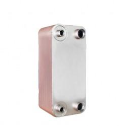 泳池恒温系统钎焊板式换热器