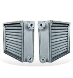 SZL翅片式蒸汽散热器