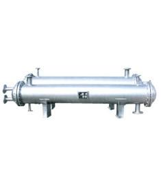 不锈钢制列管换热器 管壳式散热器 消毒降热专用