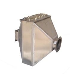 U型加热管风道式空气电加热器